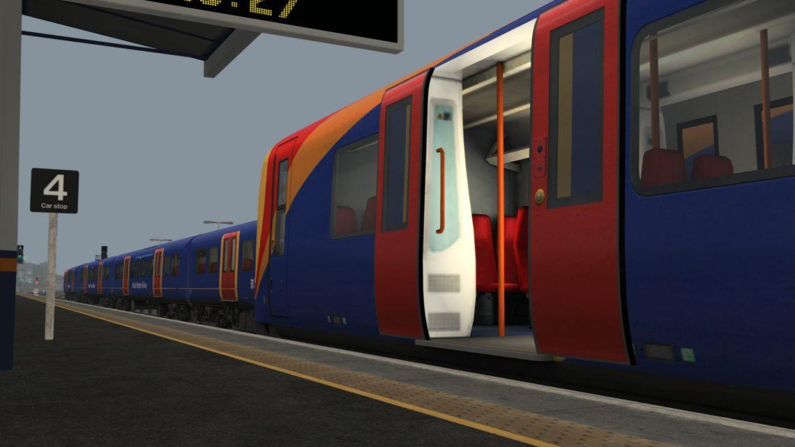 2J48 1753 Guildford to Farnham