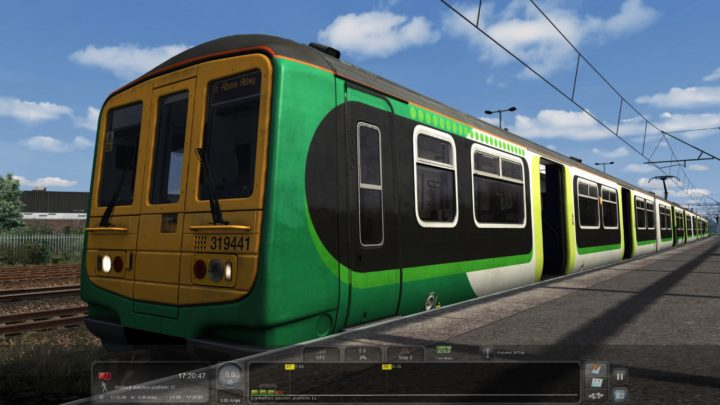 2F33 1724 Watford Junction to St Albans Abbey
