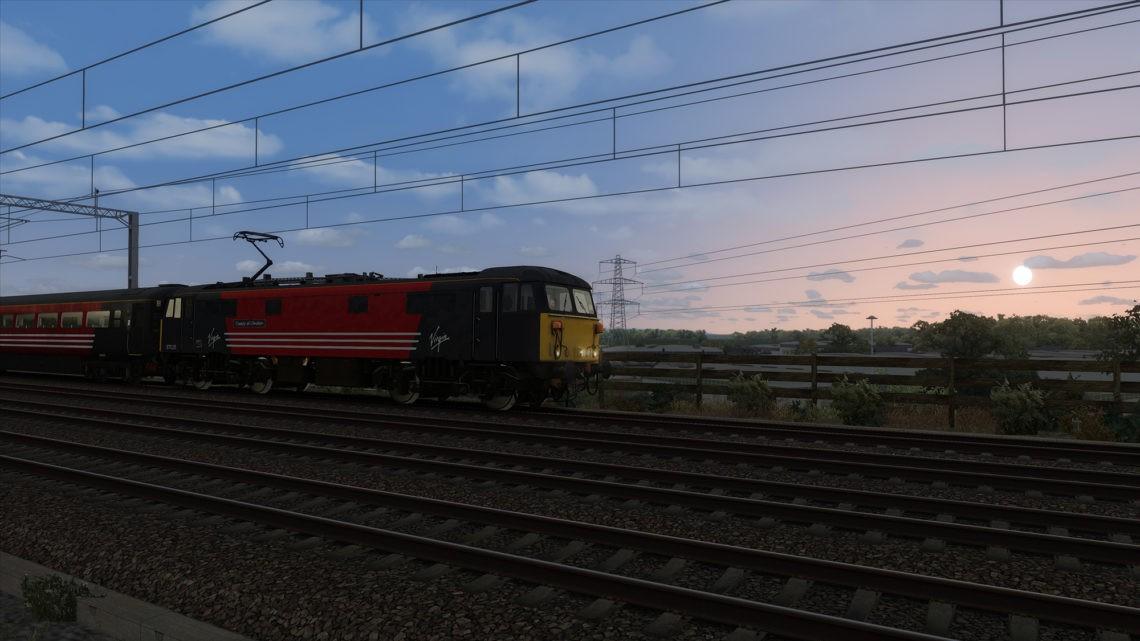 9G44: 2023 London Euston to Wolverhampton (1999)