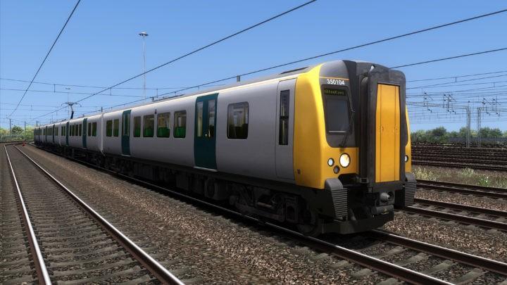 Class 350 (AP) London Northwestern Railway (Base Grey)