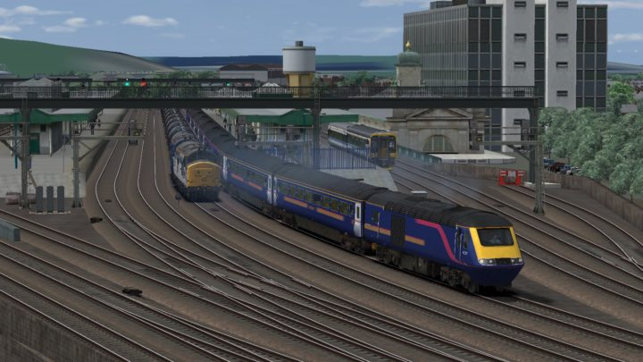 MLH Cardiff to Nottingham for Birmingham to Bristol extended