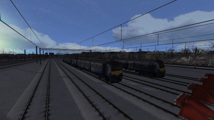 1C04 1700 Anderston to Carstairs