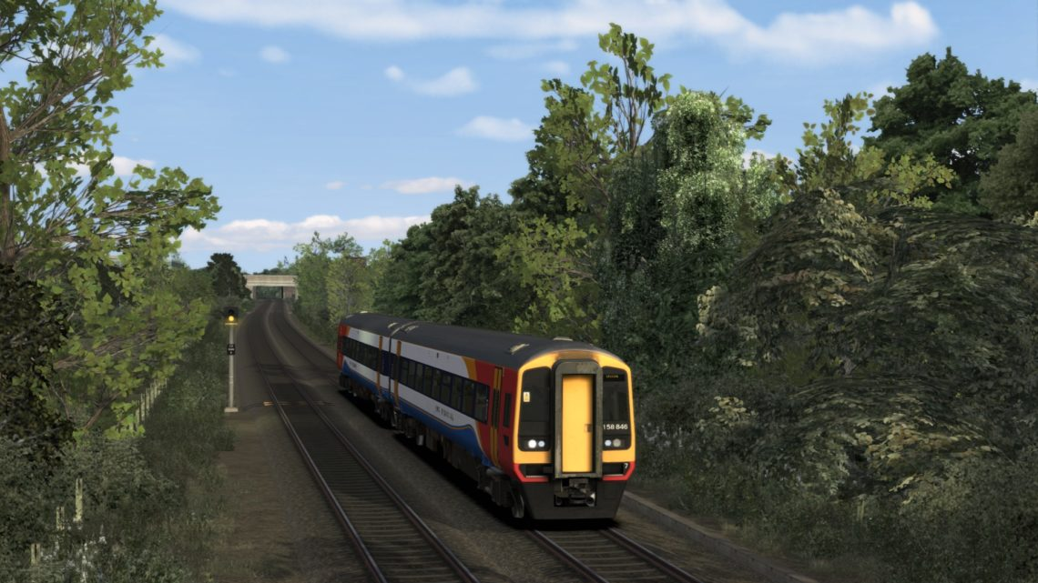1R72 1857 Norwich to Nottingham
