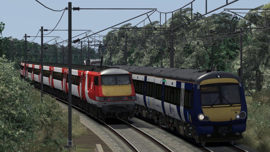 Leeds Line Return – 2B62 0926 Doncaster to Leeds & 2B11 1021 Leeds to Doncaster