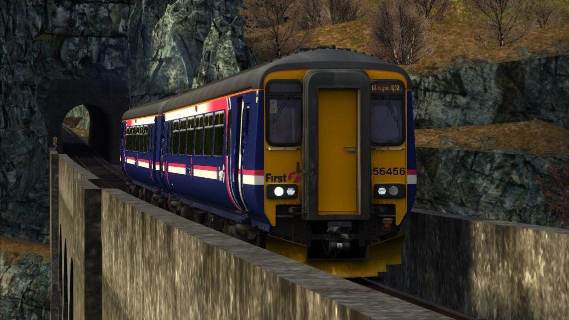 1Y48 – 16:05 Mallaig to Glasgow Queen Street