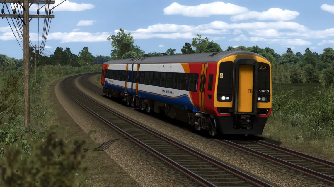 1R54 To Liverpool Lime Street Part 1