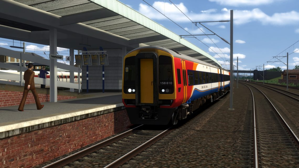 1R54 To Liverpool Lime Street Part 2