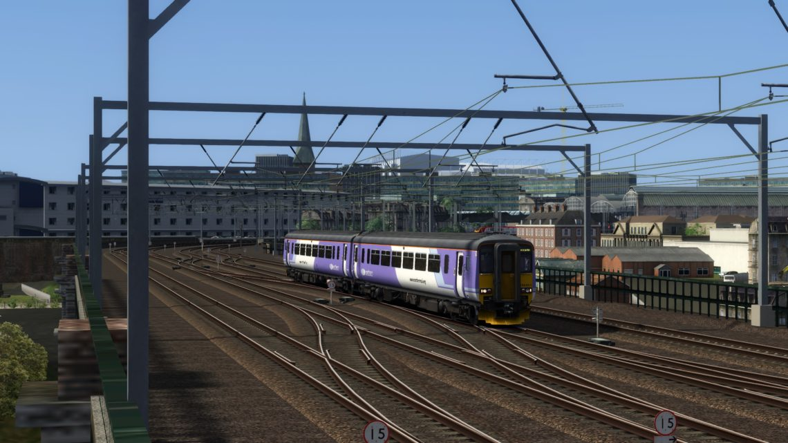2W43 To Metrocentre