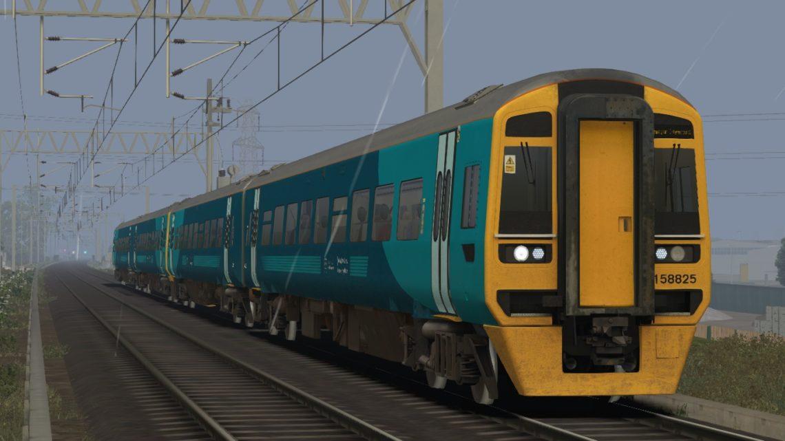 1G28 05:18 Shrewsbury to Birmingham International