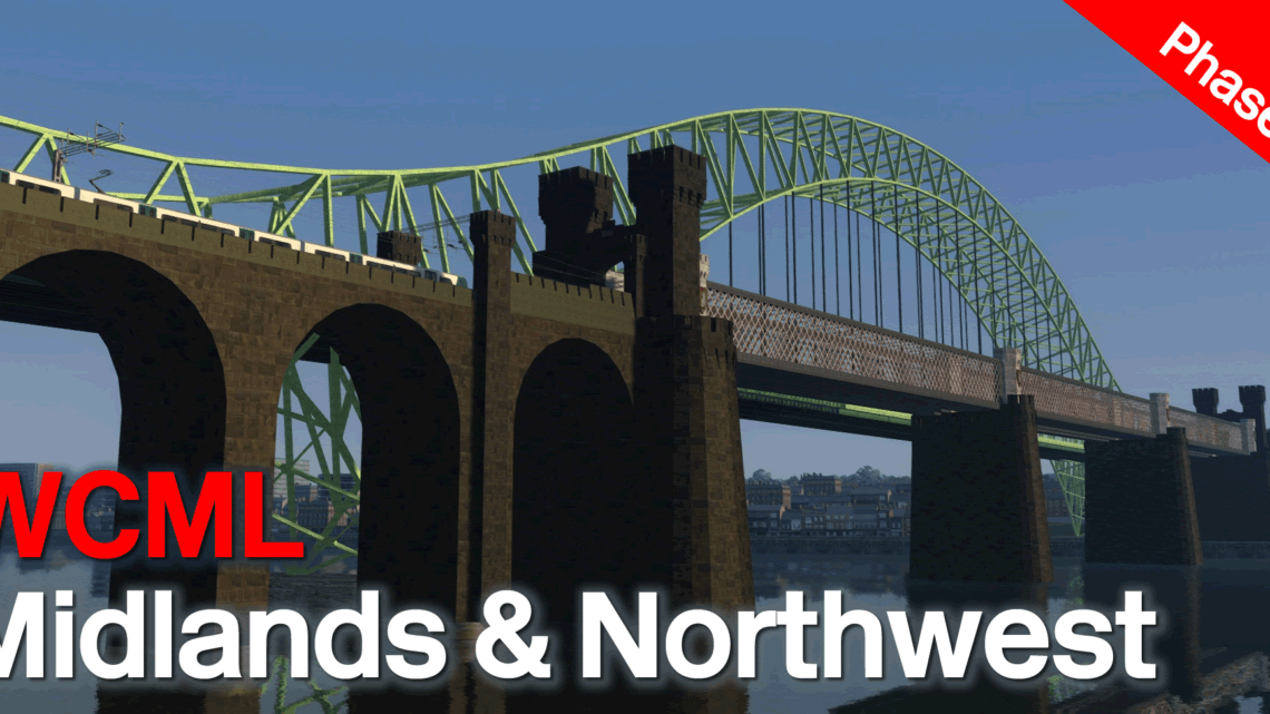 West Coast Mainline Midlands and Northwest (aka – 'Missing Link')