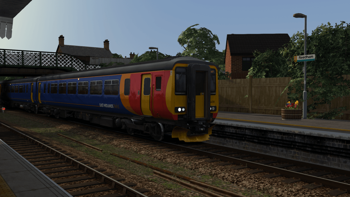 2J63 0635 Lowestoft – Norwich