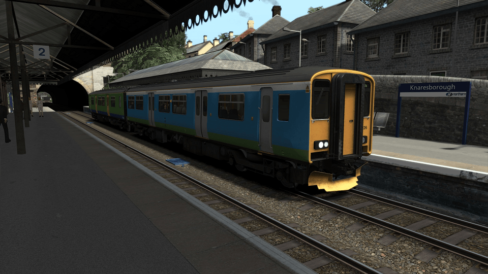 Class 150 – Northern Ex-Centro/Network West Midlands mix ups