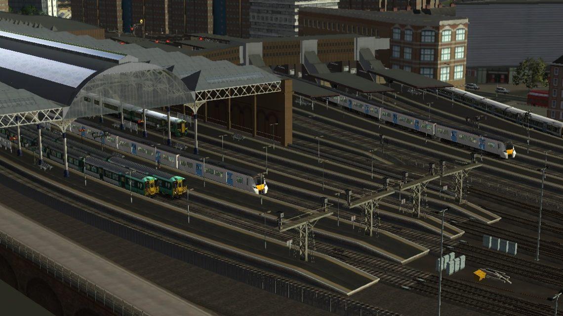 [CB] 2T07 07:10 London Bridge – Coulsdon Town
