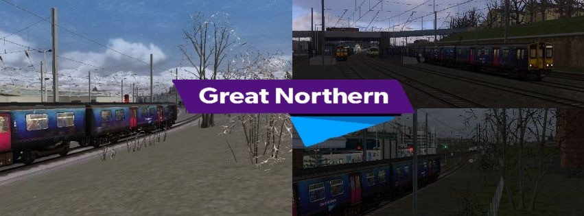 *Sub Only* [CB] Northern City Line Scenario Pack