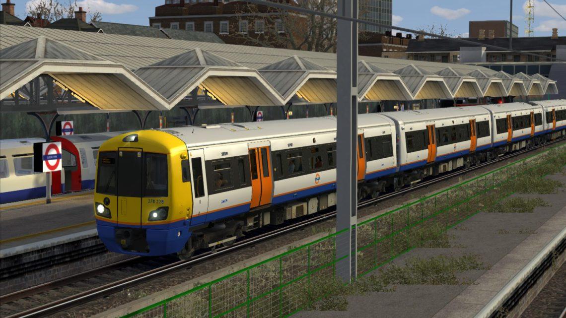 [2D92] 0757 London Euston – Watford Jn DC lines