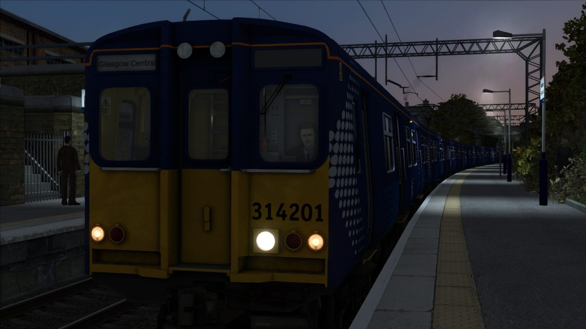 [JC] 2N07 0658 Neilston – Glasgow Central