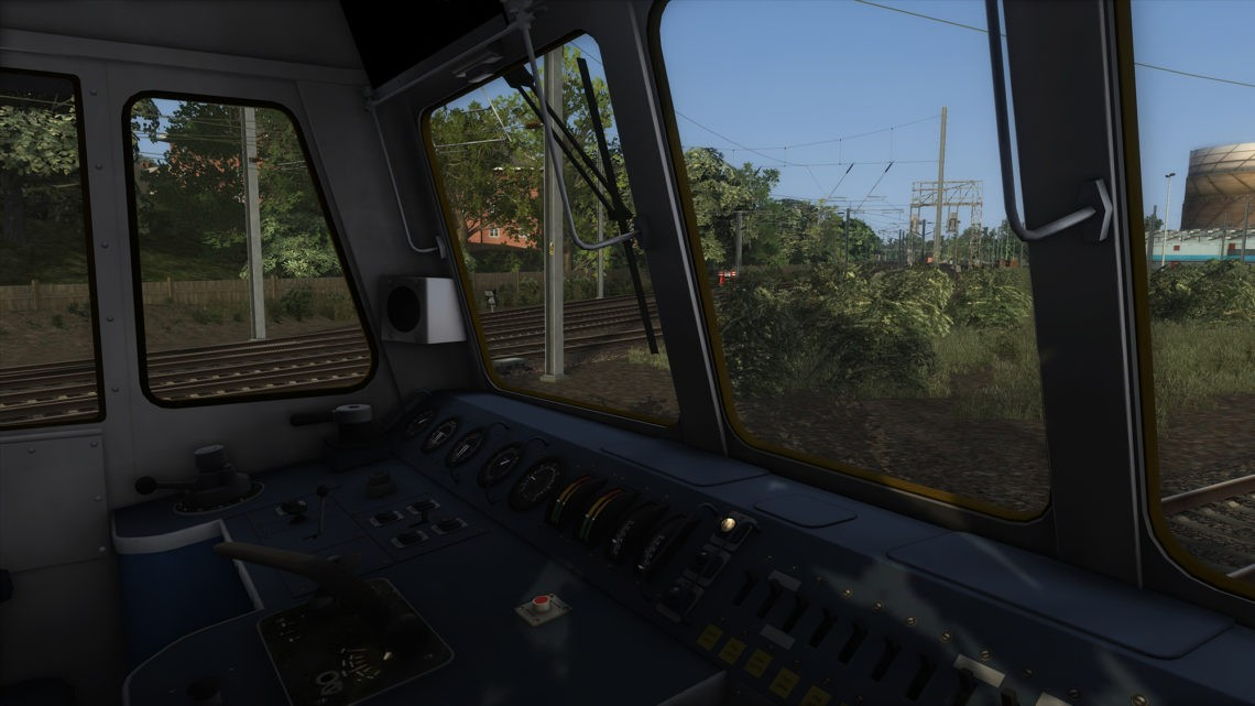 Class 86 Cab View Patch