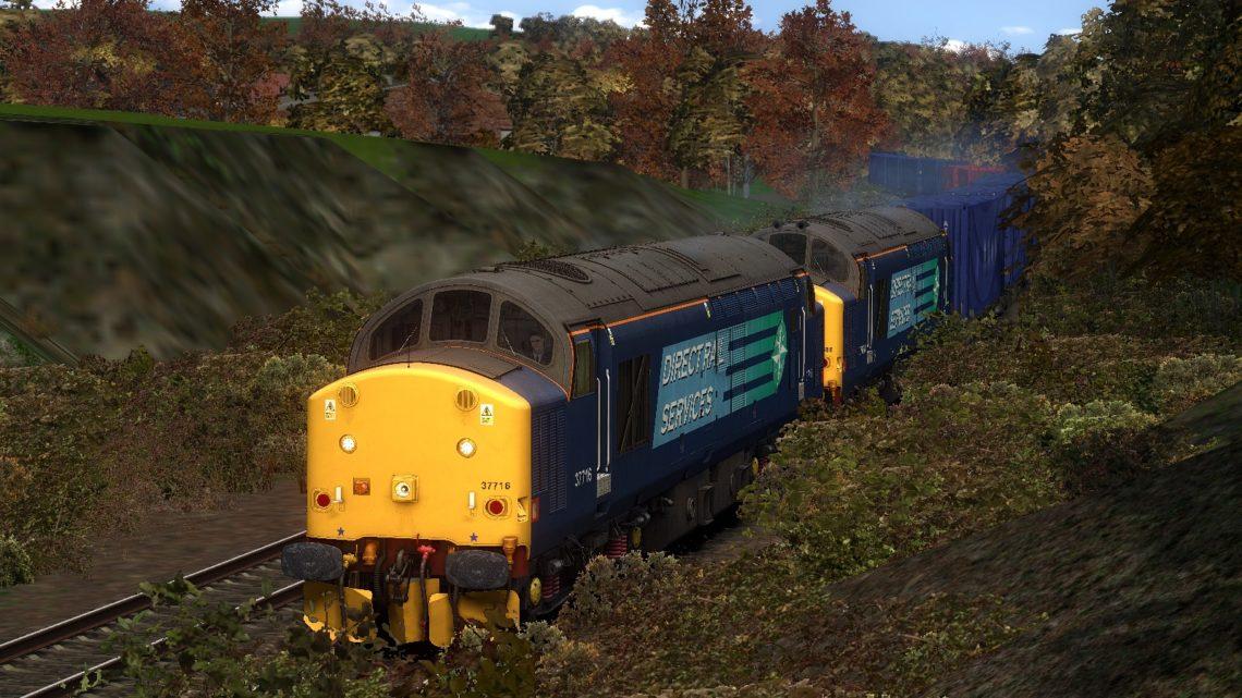 MLH 4V36 Daventry to Wentloog for Birmingham Bristol Extended