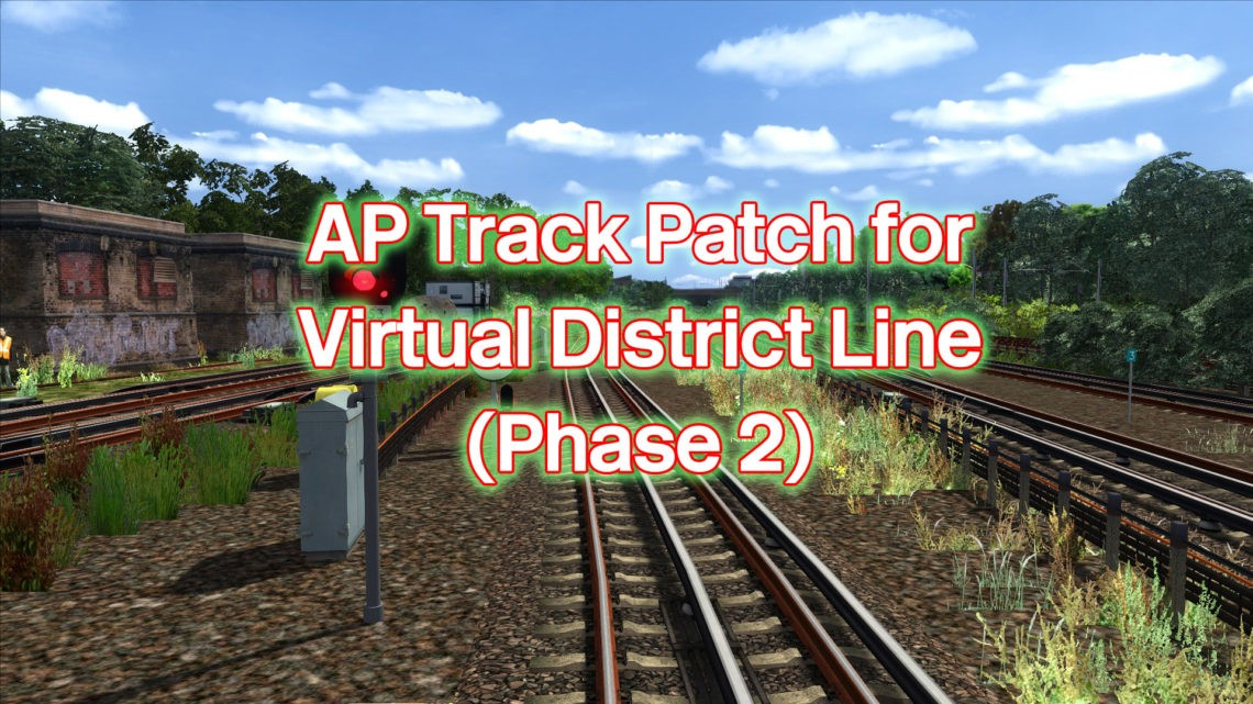 AP Track patch for Virtual District Line (Phase 2)