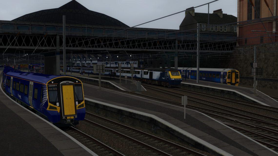 1A53 To Aberdeen