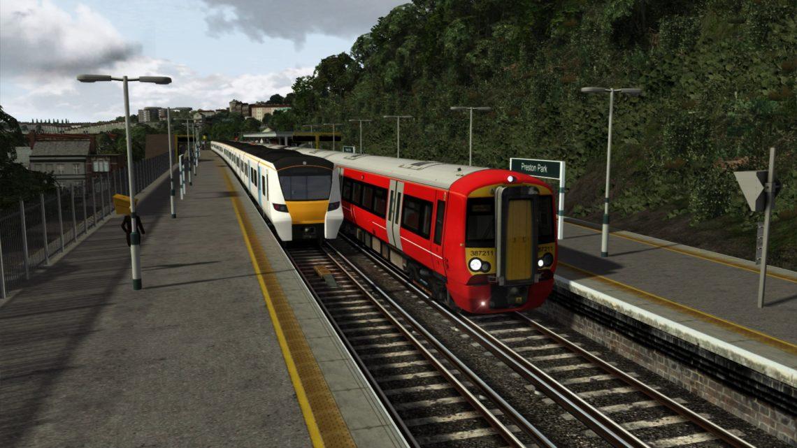 1M31 0842 Brighton to London Victoria