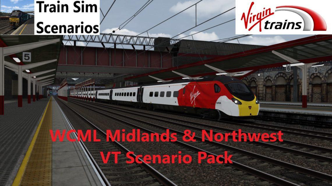 WCML Midlands & Northwest VT Scenario Pack