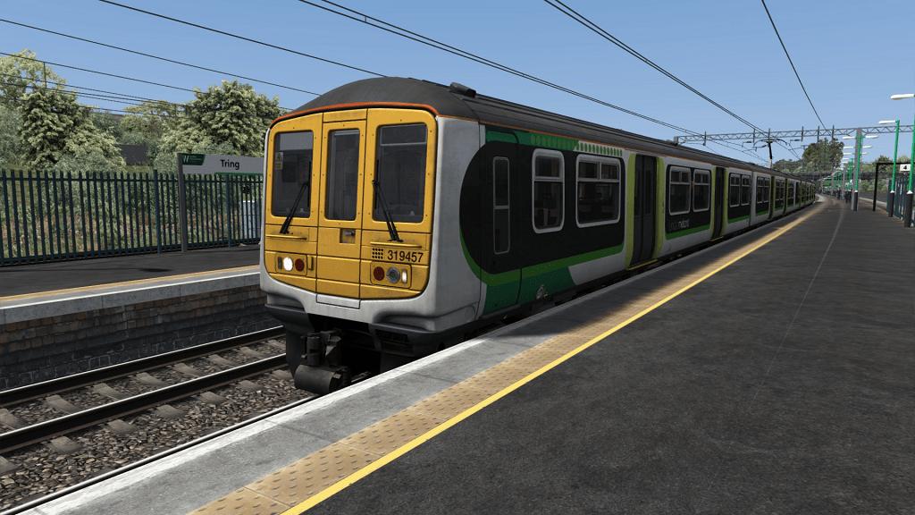London Midland 319457