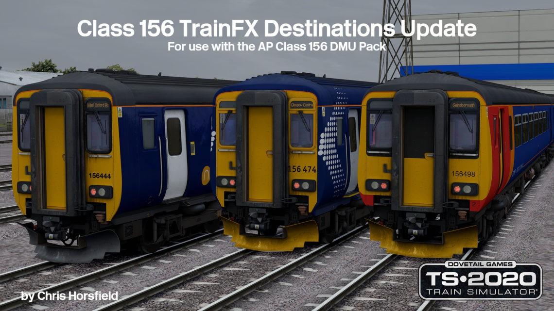 Class 156 TrainFX Update V2.