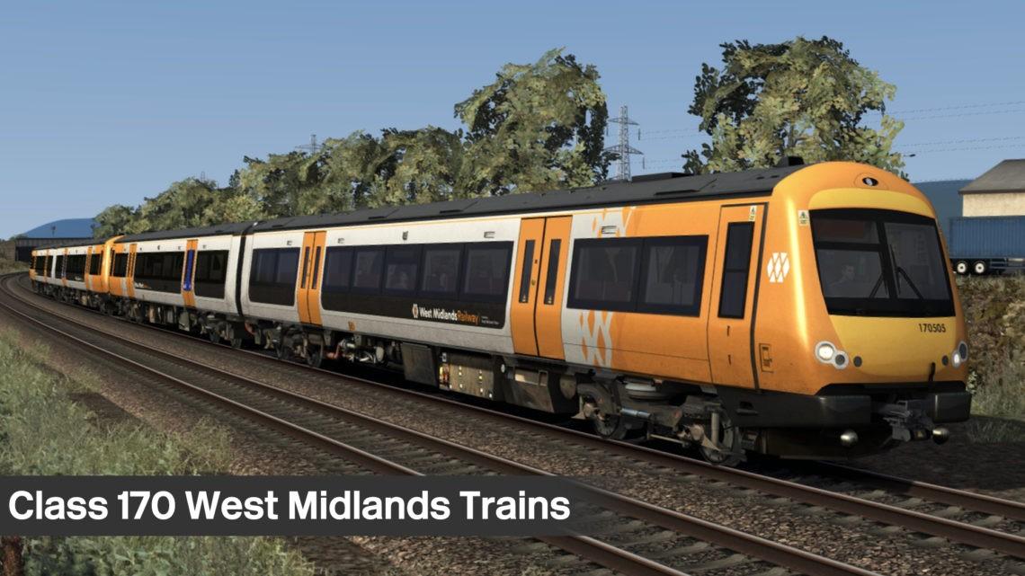 Class 170 – West Midlands Trains