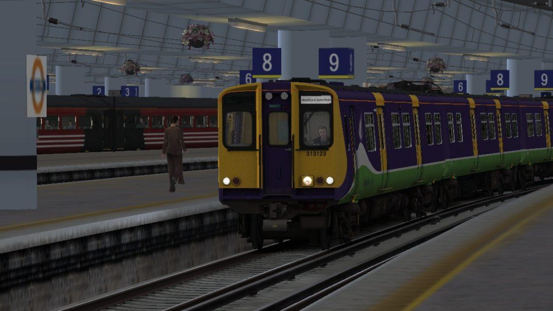 [CB] 2D88 08:28 London Euston – Watford Junction