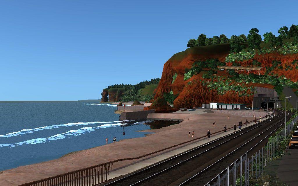 New Riviera Line Freight Scenario Pack