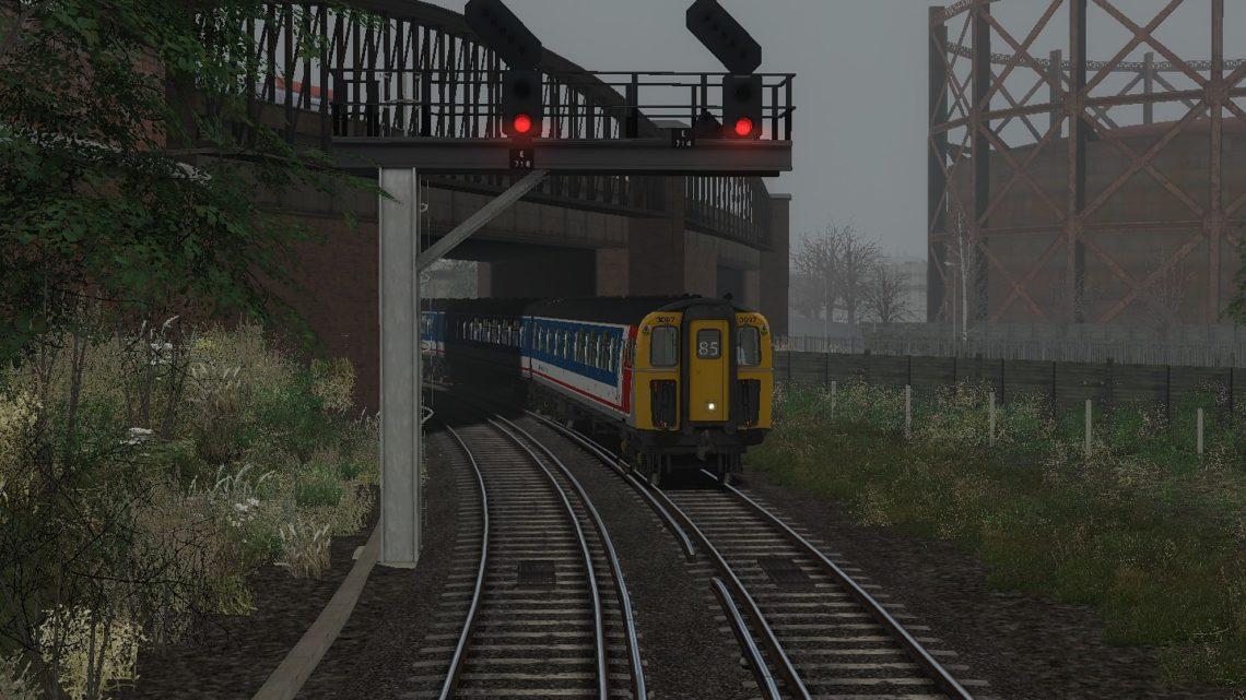 14:25 Portsmouth Harbour to Wareham (1991)