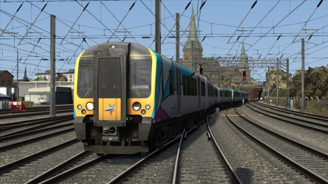 1M93 08:25 Glasgow Central To Manchester Victoria