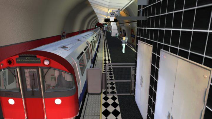 204. Bakerloo Line Northbound