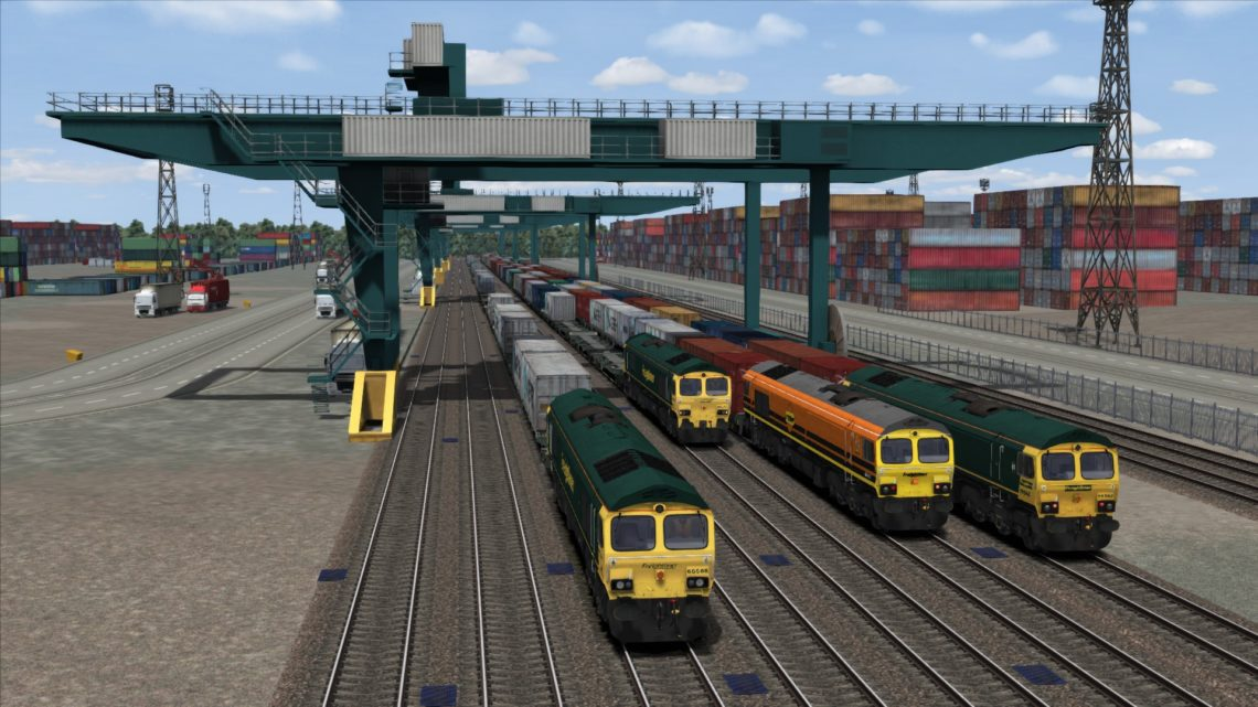 GEML London – Ipswich (With Felixstowe North Terminal)