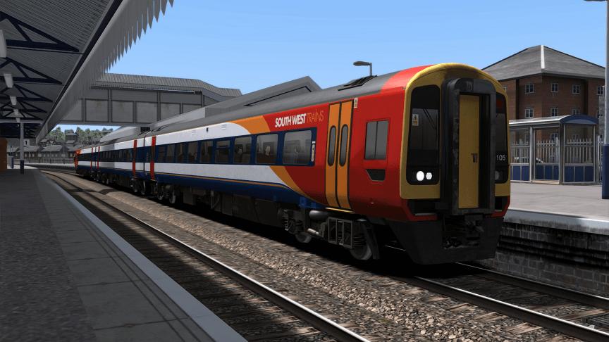 SWT 159101-106 Original livery