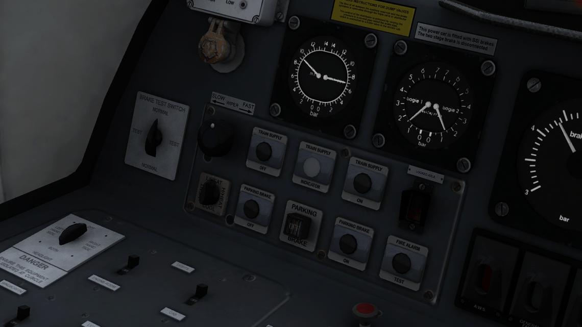 HST Cab Interior Rivet, Details and Texture Fix – now onto RC v2.5