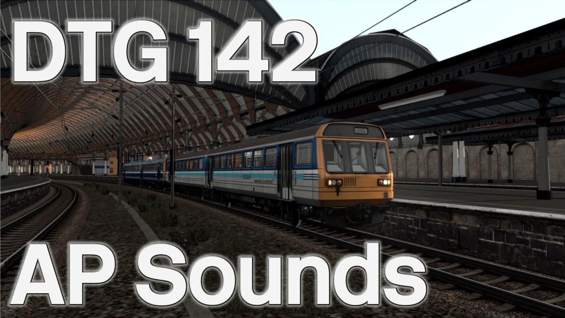 DTG Class 142 – AP Sound Patch