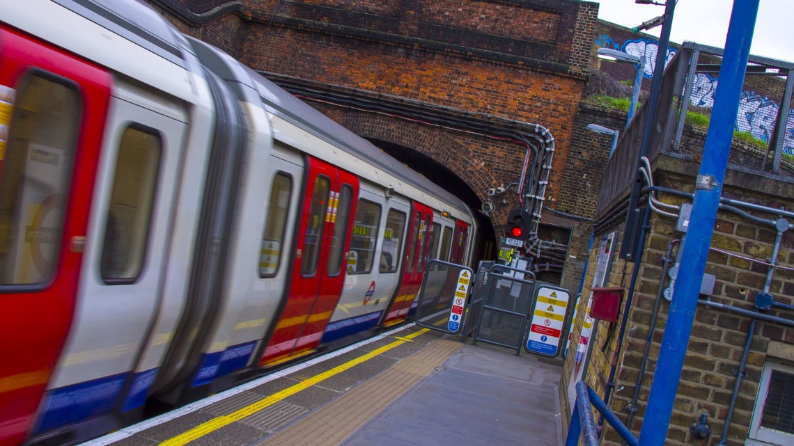 Just Trains S7+1/S8 Underground Stock Advanced Soundupdate