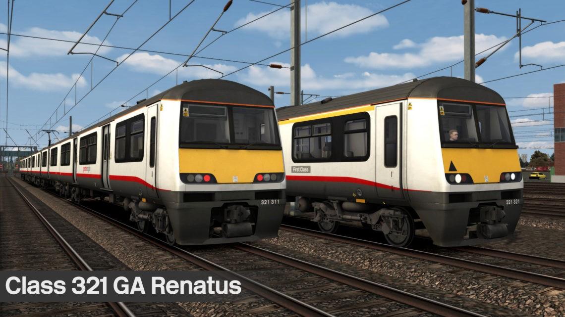 Class 321 – Greater Anglia Renatus