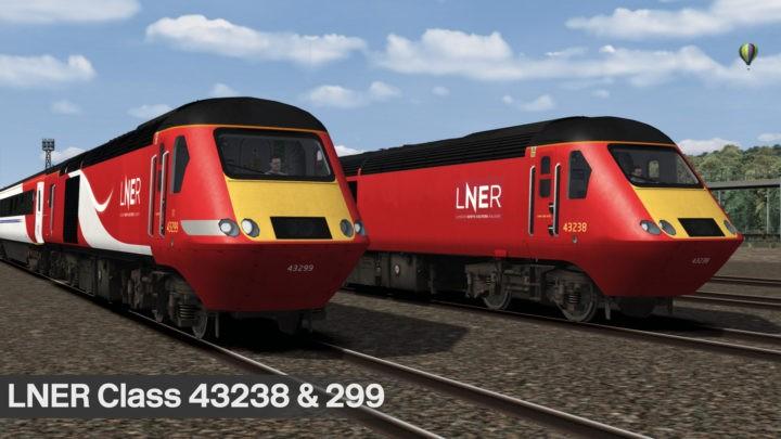 LNER 43238 & 43299