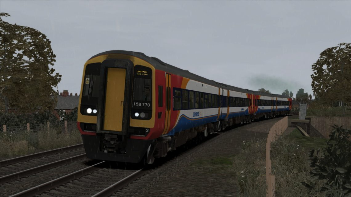1R62 05:50 Norwich To Liverpool Lime Street
