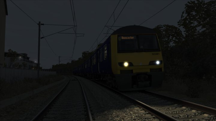 2B03 06:25 Leeds To Doncaster