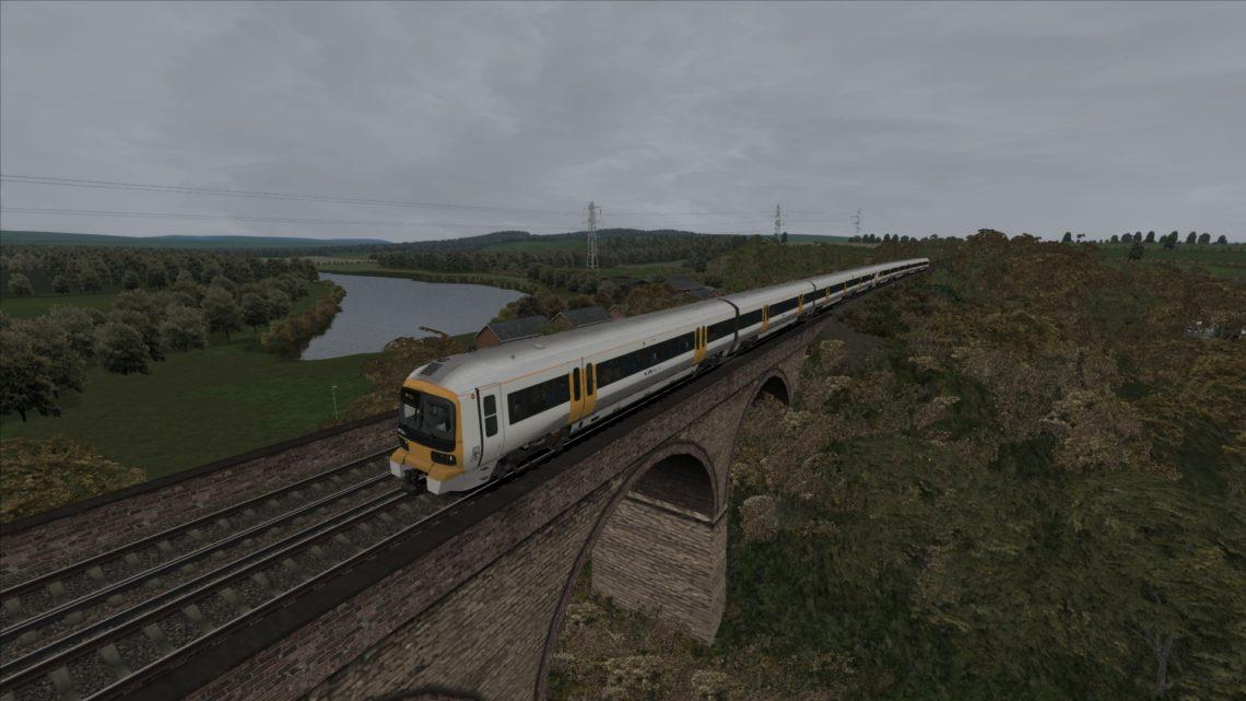 1S44 14:40 London Victoria To Ramsgate