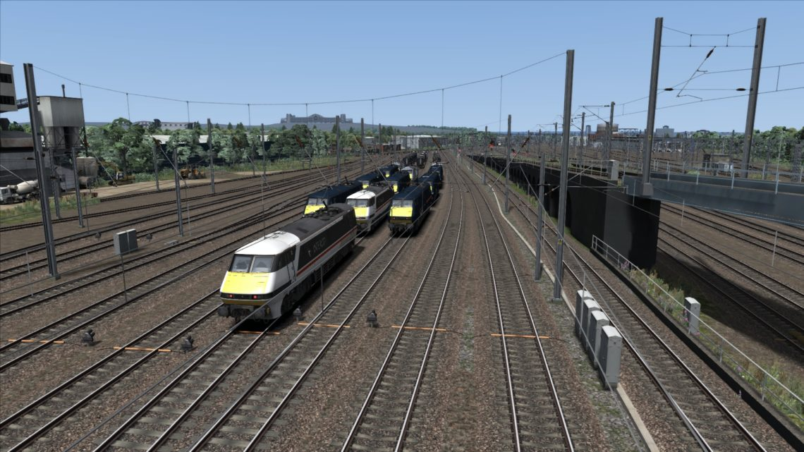 Class 91/Mk4 Improvements Patch