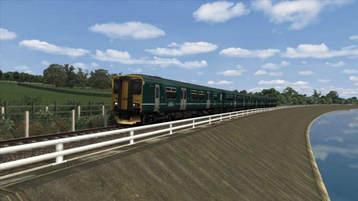 2T23 1653 Exmouth to Paignton