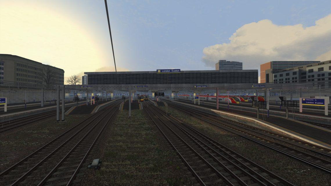 2K11 London Euston to Milton Keynes Central