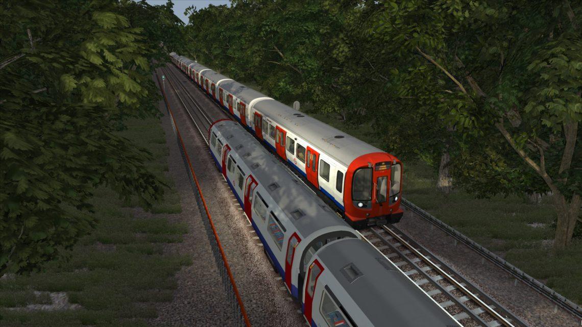 [S7+1] 446D. 17:58 Aldgate to Uxbridge