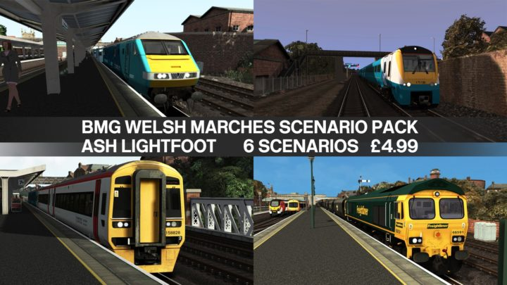 South Wales and Welsh Marches line Scenario Pack