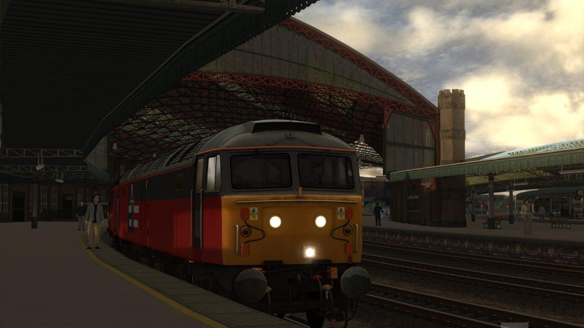 47733 1V62 Warrington RMT Bristol Barton HIll